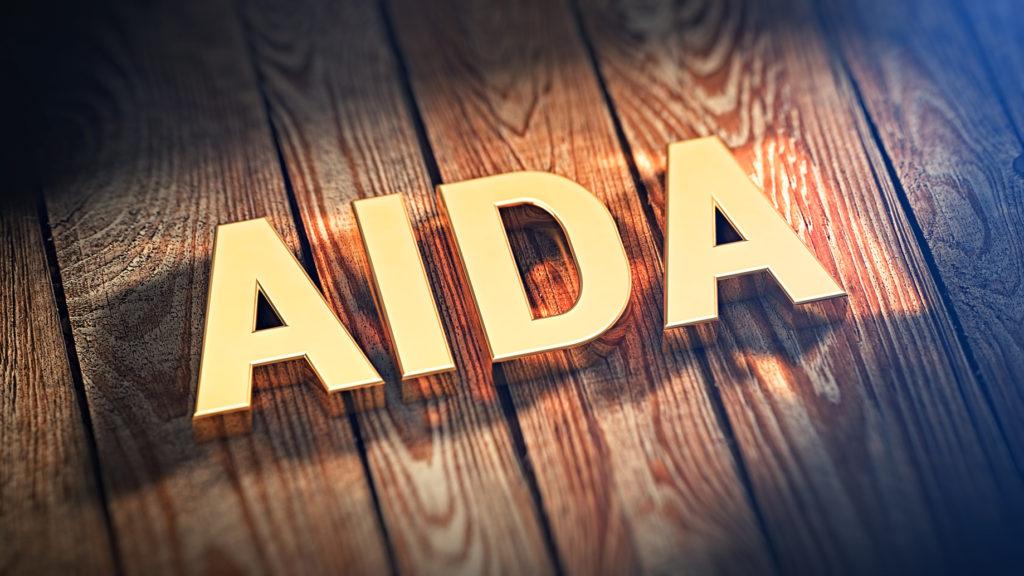 AIDA(アイーダ)の法則とは? 消費者行動のプロセスを徹底解説